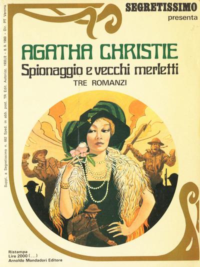 Christie-Spionaggio e vecchi merletti