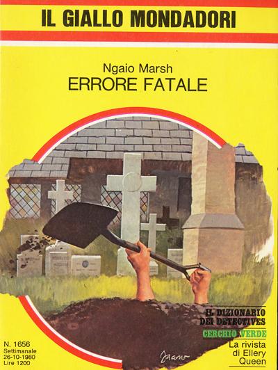 Marsh-Errore fatale