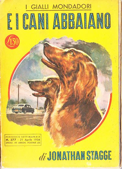 Johnatan Stagge-E i cani abbaiano