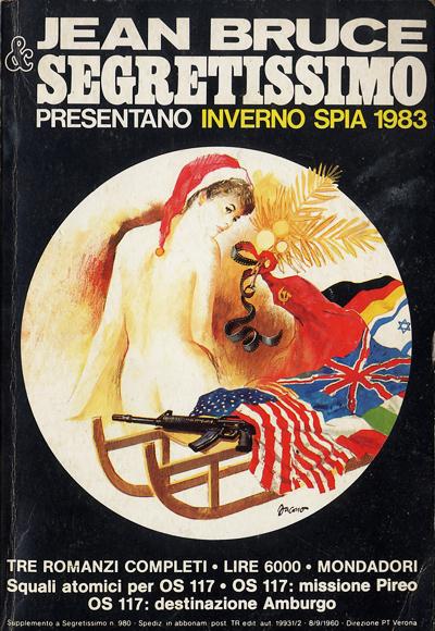 Segretissimo Inverno spia 1983