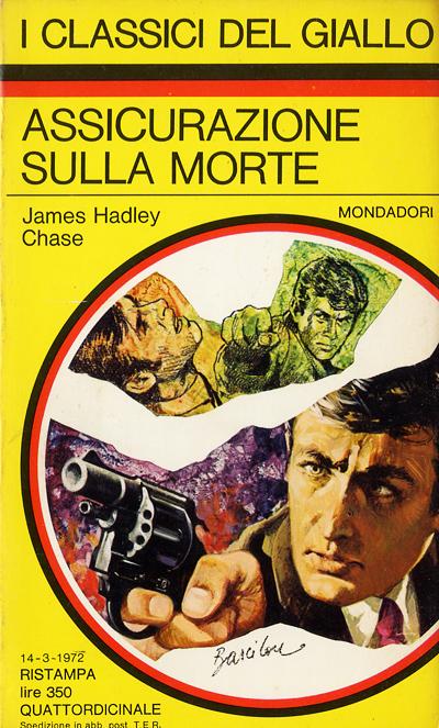 James Hadley Chase-Assicurazione sulla morte
