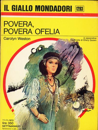 Weston-Povera, povera Ofelia