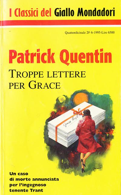 P. Quentin-Troppe lettere per Grace