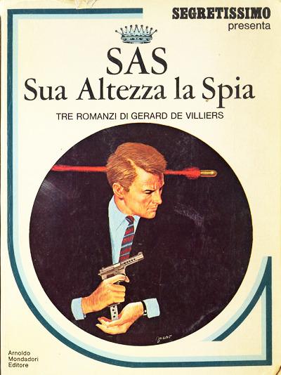 De Villiers - SAS Sua Altezza la spia