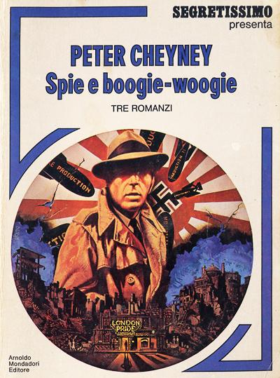 Cheyney-Spie e boogie-woogie