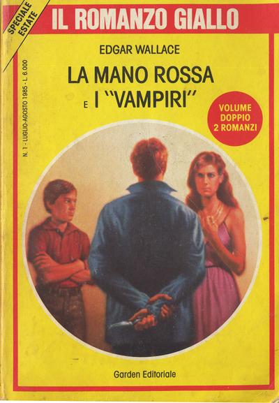 Wallace-La mano rossa e i vampiri
