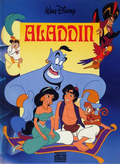 Walt Disney-Aladdin