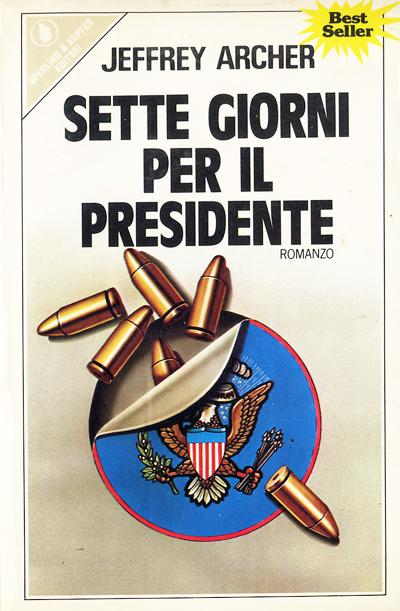 Archer-Sette giorni per il presidente