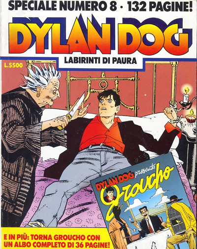 Dylan Dog-Labirinti di paura
