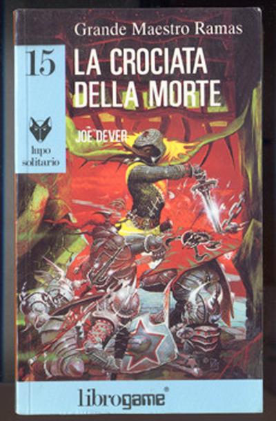 Libro Game-La crociata della morte