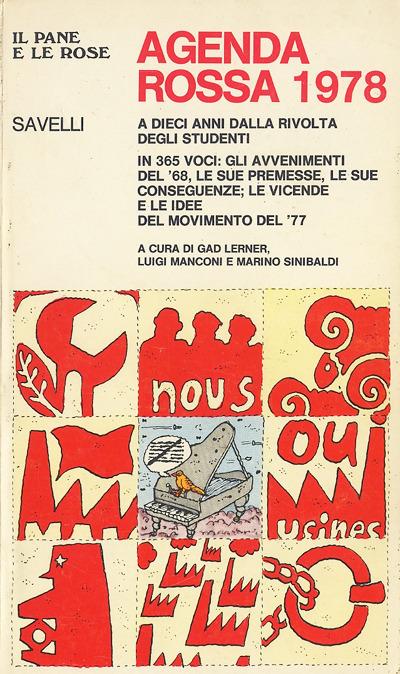 AGENDA ROSSA 1978