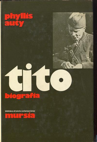 P. Auty-Tito, biografia