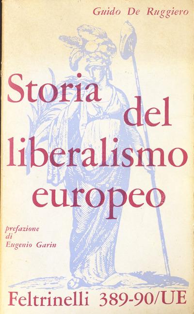 G. De Ruggiero-Storia del liberalismo europeo