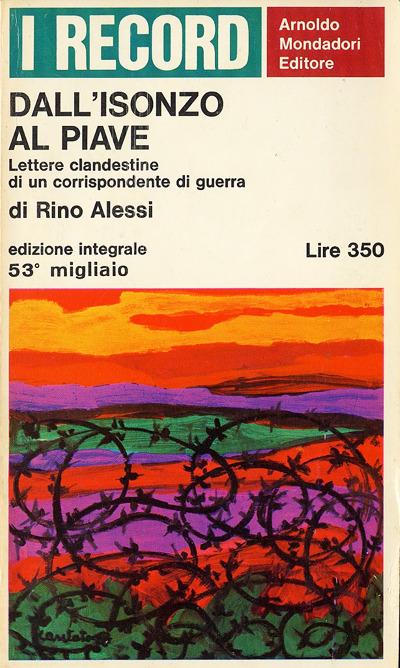 Alessi-Dall'Isonzo al Piave