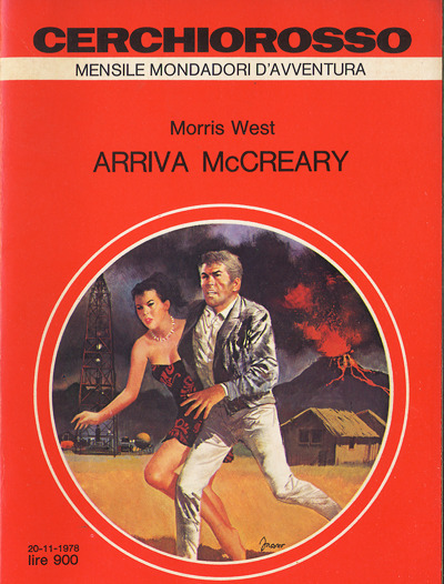Morris West-Arriva McCreary