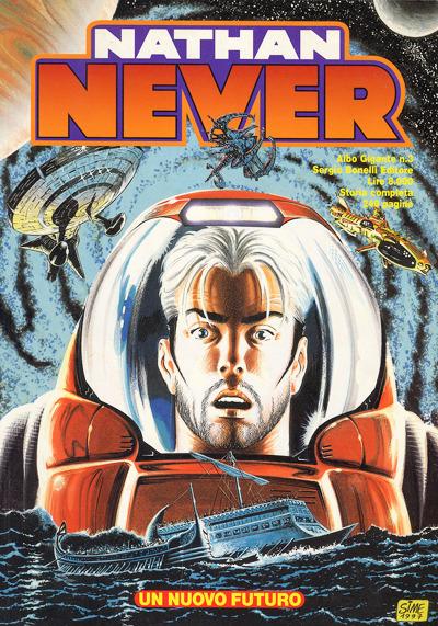 Nathan Never-Un nuovo futuro
