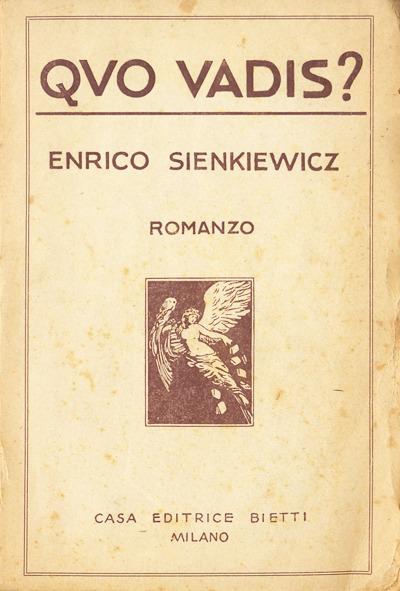 Sienkiewicz - Quo vadis?