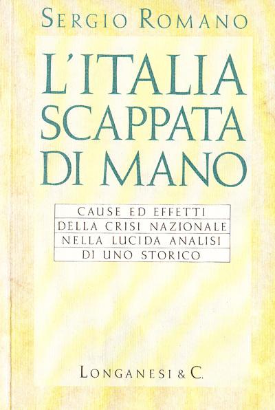 Romano-L'Italia scappata di mano