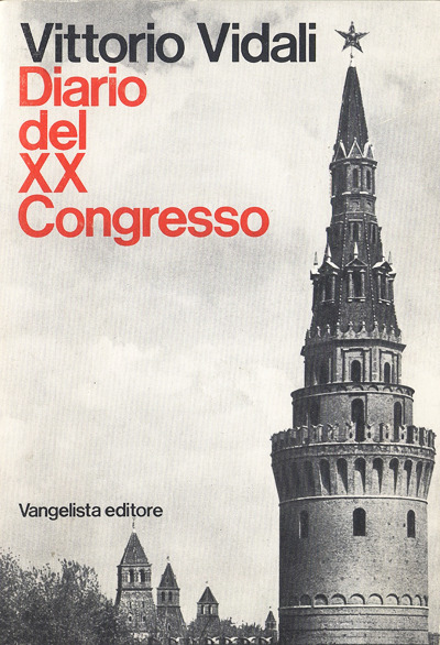 Vidali-Diario del xx congresso