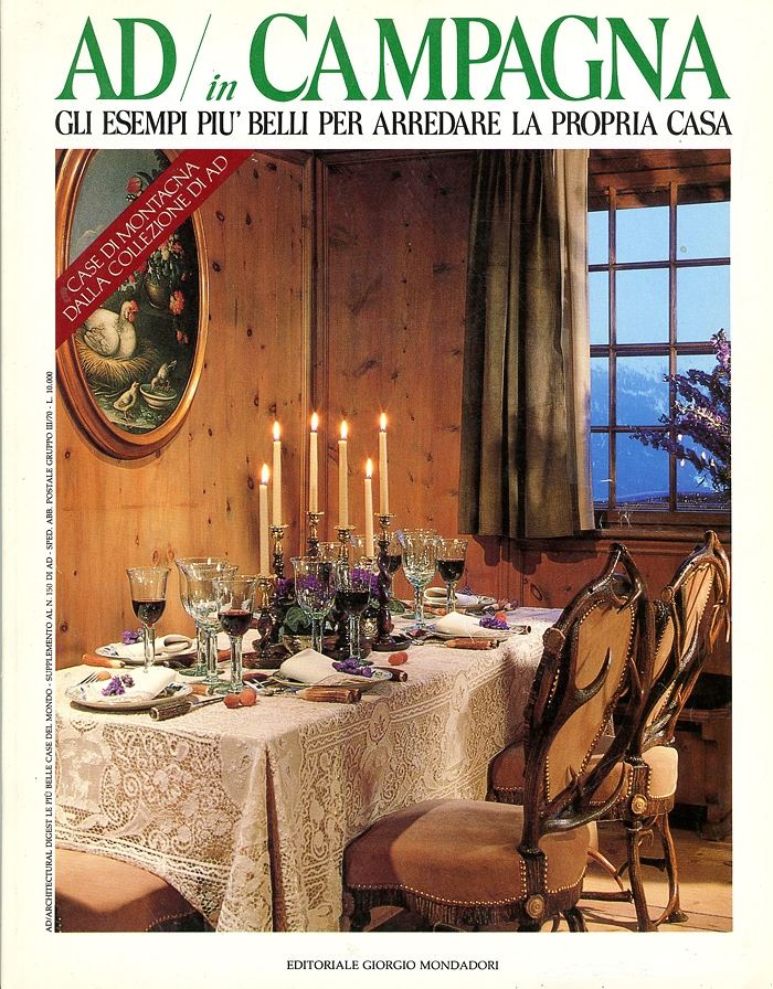 AD IN CAMPAGNA 1993