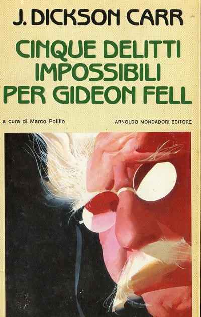 5 delitti impossibili per Gideon Fell