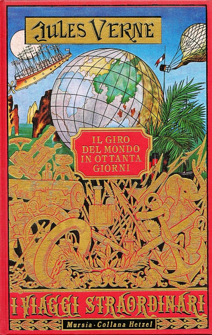 Jules Verne-Il giro del mondo in 80 giorni