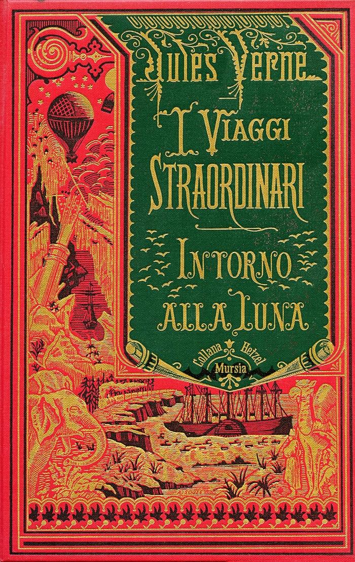 Jules Verne-Intorno alla luna