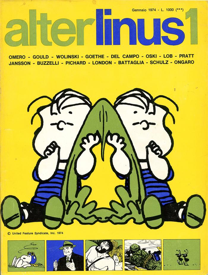 alterlinus n.1 1974