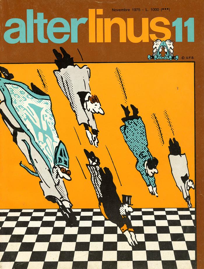 alterlinus n.11 1975