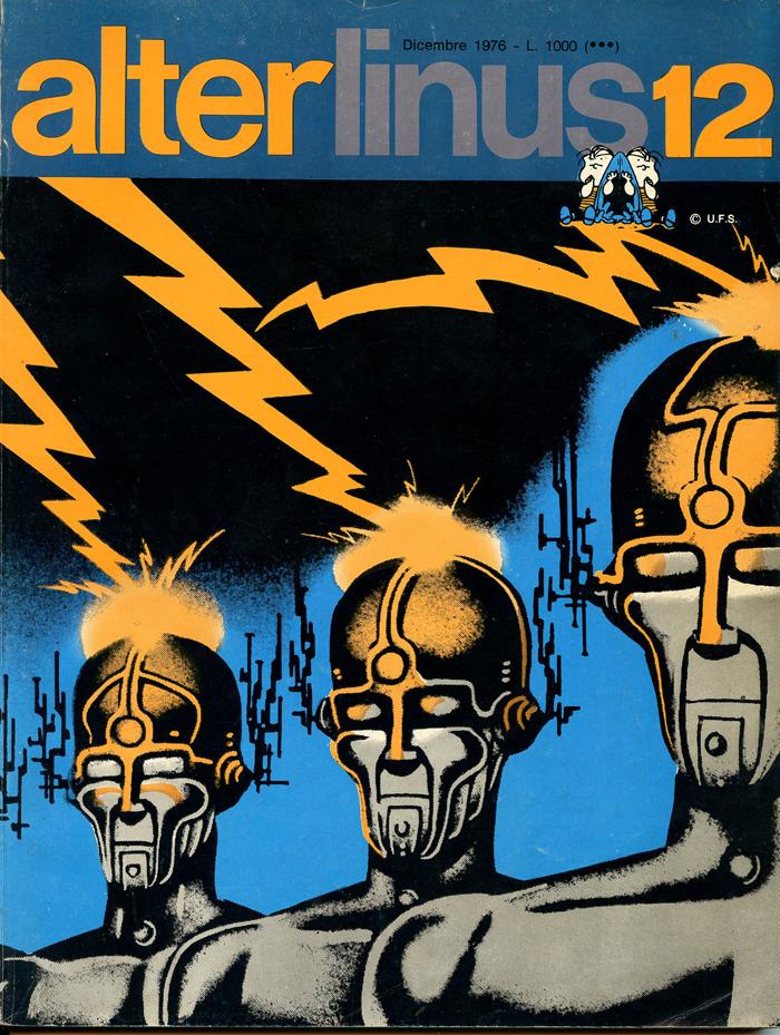 alterlinus n.12 1976