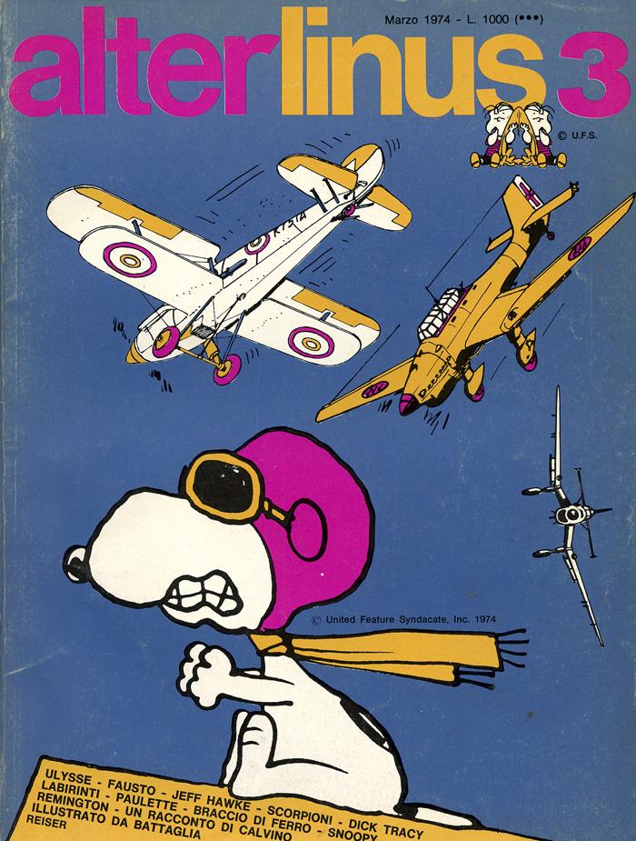 alterlinus n.3 1974