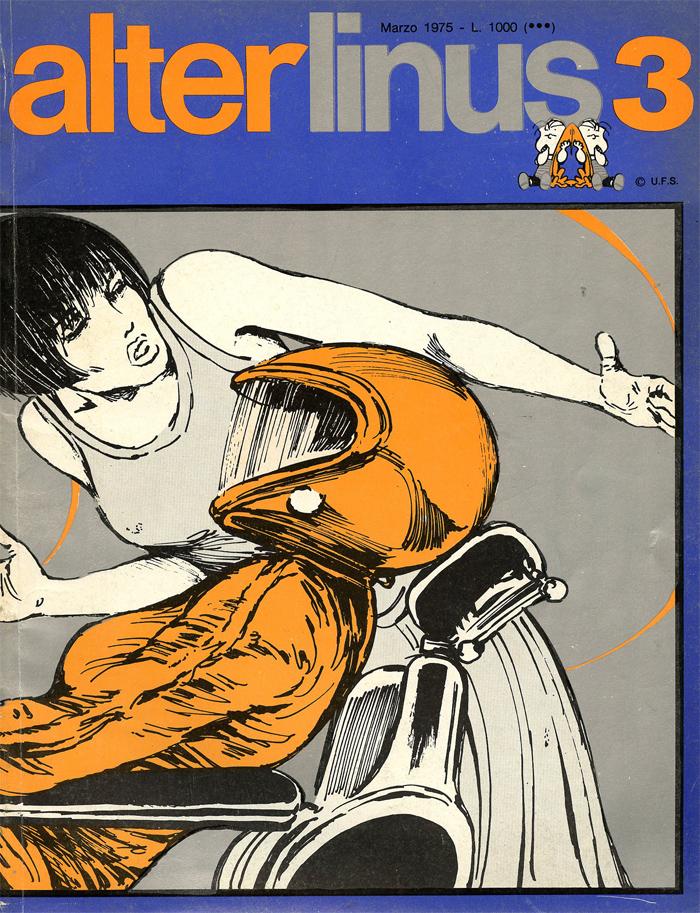alterlinus n.3 1975