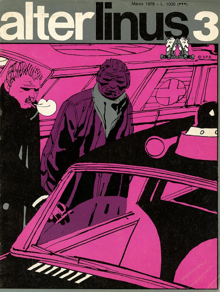 alterlinus n.3 1976