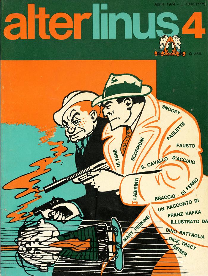 alterlinus n.4 1974