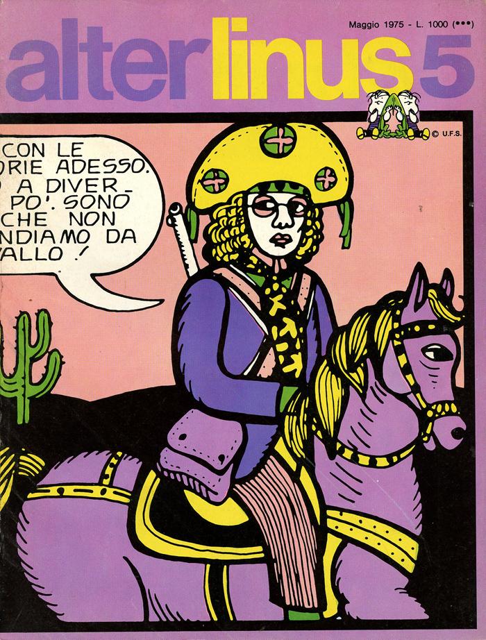 alterlinus n.5 1975