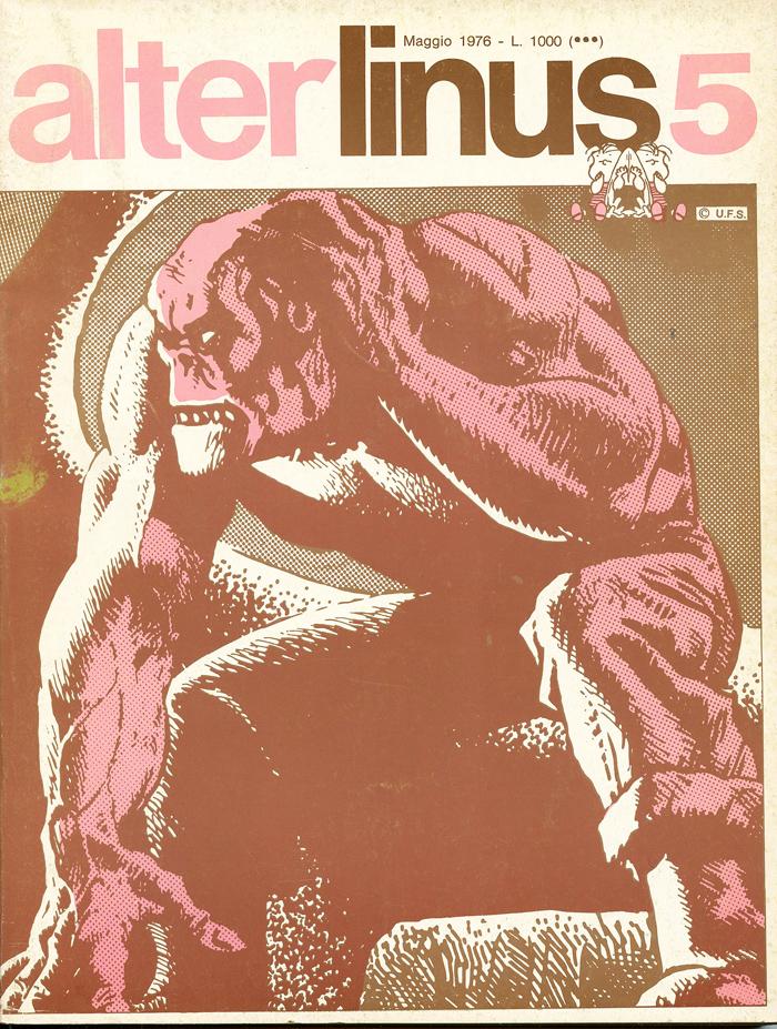alterlinus n.5 1976