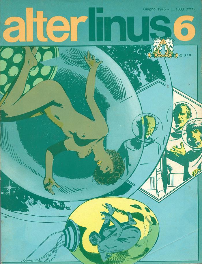 alterlinus n.6 1975