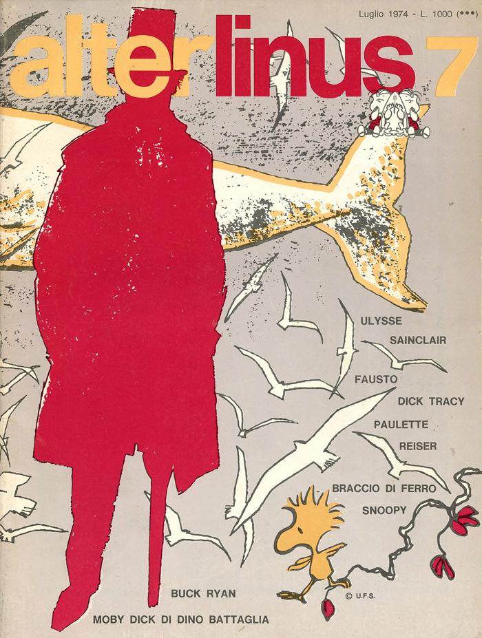 alterlinus n.7 1974