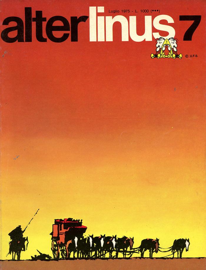 alterlinus n.7 1975