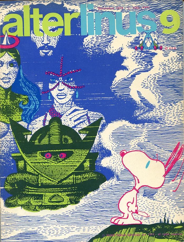 alterlinus n.9 1974