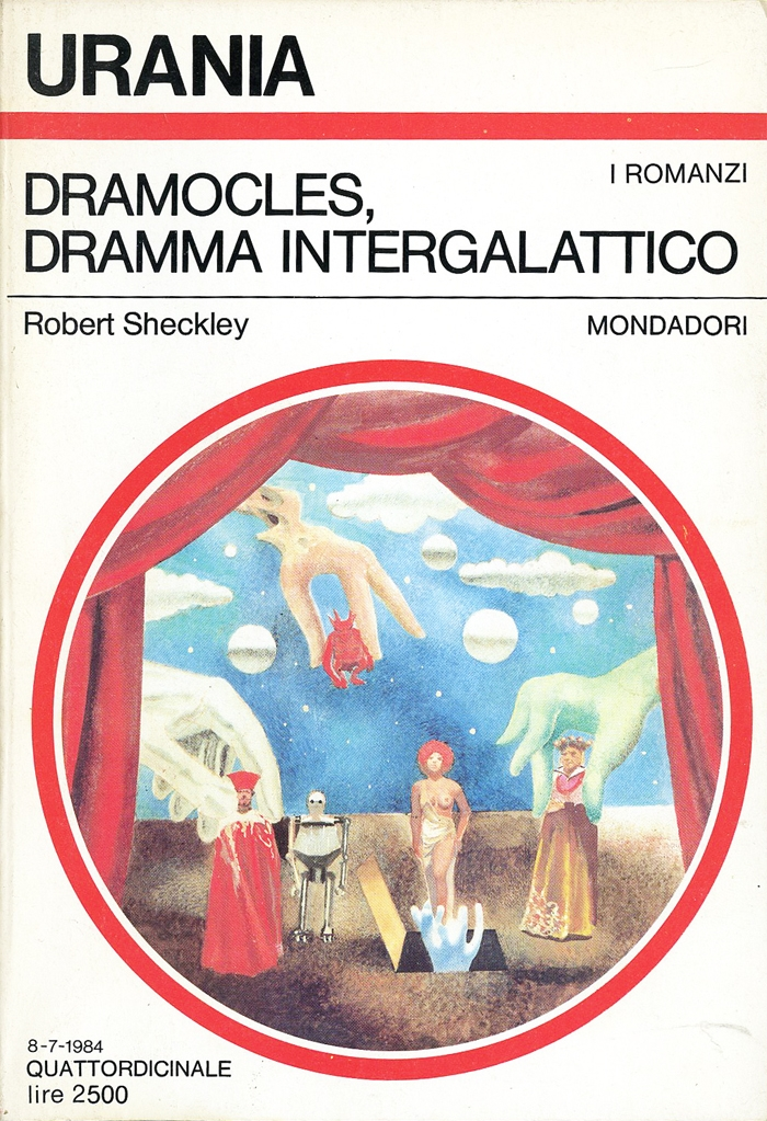 Sheckley – Dramocles