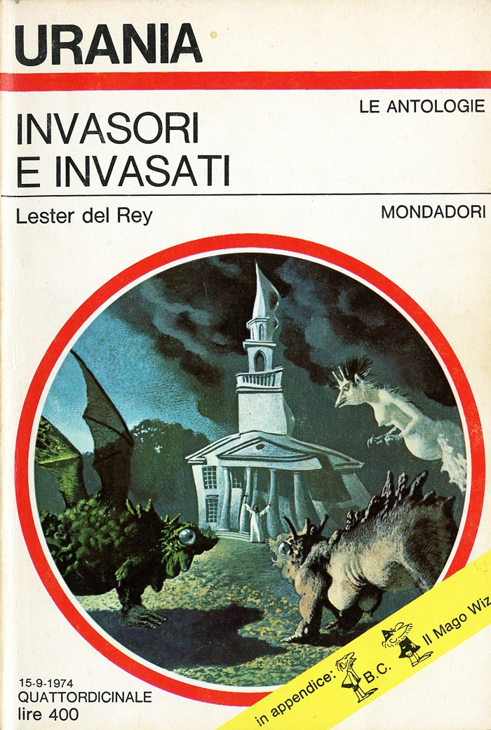Lester del Rey – Invasori e invasati