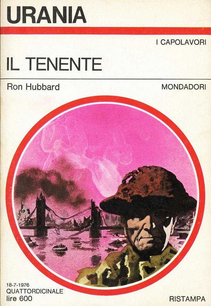 Ron Hubbard – Il tenente