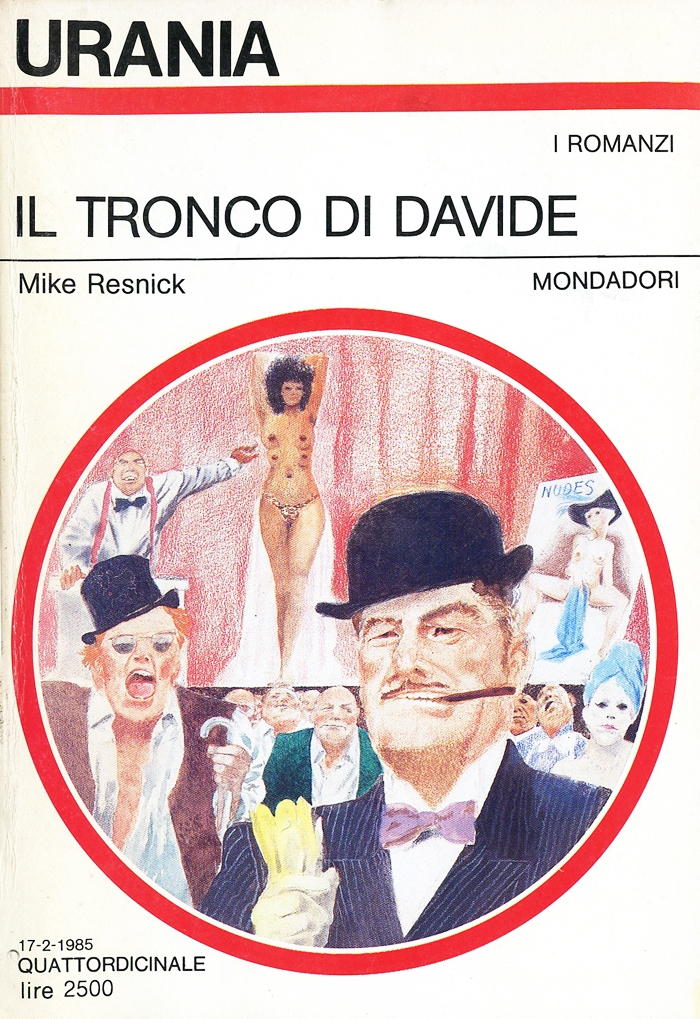 Mike Resnick – il tronco di Davide