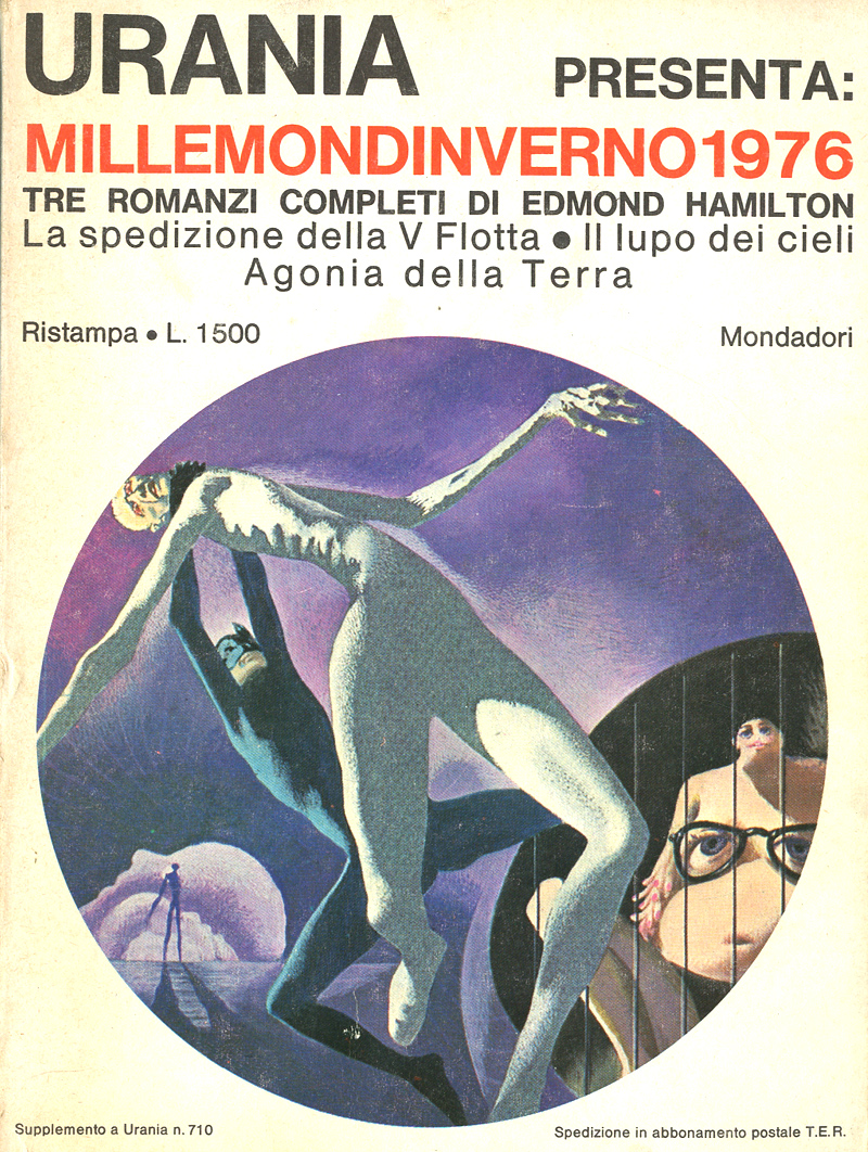 Urania Mille mondi Inverno 1976