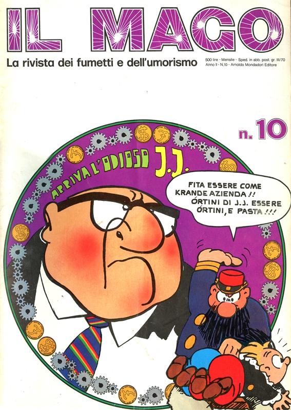 Il Mago n. 10/1973