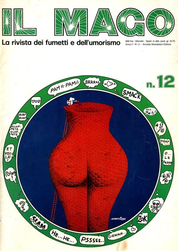 Il Mago n. 12/1973