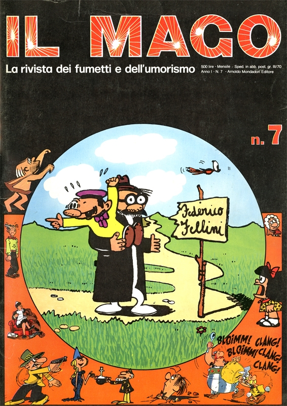 Il Mago n. 7/1972