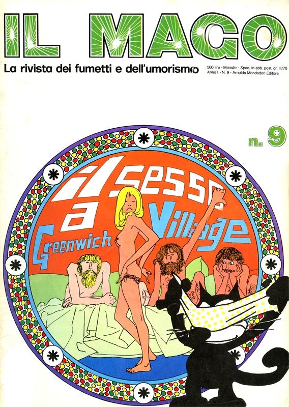Il Mago n. 9/1972