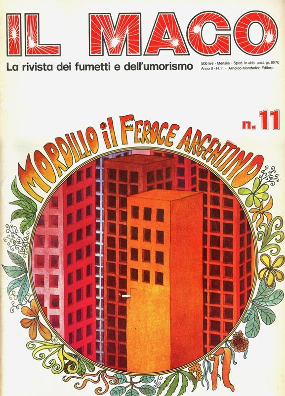 Il Mago n. 11/1973